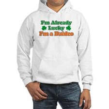 Already Lucky I'm Daideo Hoodie