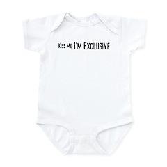Kiss Me exclusive Infant Bodysuit