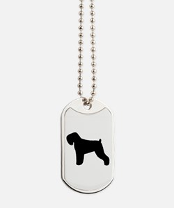 Black Russian Terrier Dog Tags