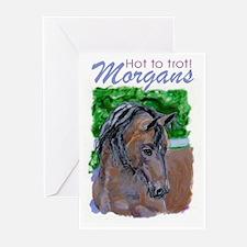 Morgan Horse Greeting Cards (Pk of 20)