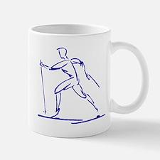 Skier Mugs