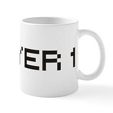 PLAYER 1 8 BIT Mugs