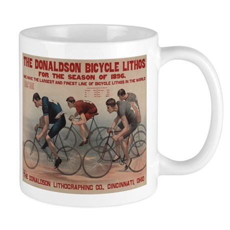 DONALDSON BICYCLE coffee cup