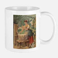 HARD WATER SOAP coffee cup