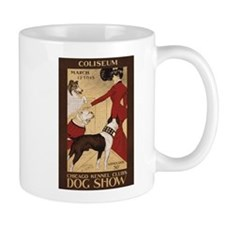 CHICAGO DOG SHOW coffee cup