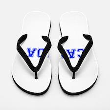 Canada-Var blue 400 Flip Flops