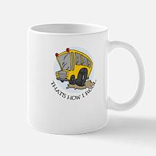 School Bus - Mug