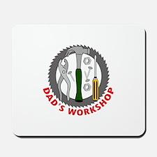 DADS WORKSHOP Mousepad