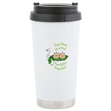 TWO GIFTS FROM GOD Travel Mug