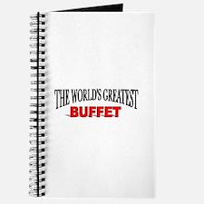 """""""The World's Greatest Buffet"""" Journal"""