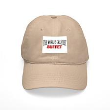 """The World's Greatest Buffet"" Baseball Cap"