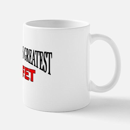 """The World's Greatest Buffet"" Mug"