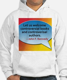 Controversial Books Hoodie