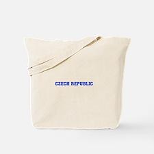 Czech Republic-Var blue 400 Tote Bag