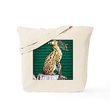 Servals Tote Bag