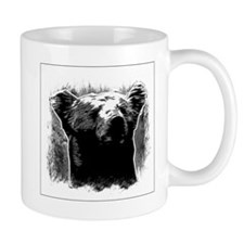 Brown Bear Mug