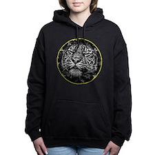 Tiger Women's Hooded Sweatshirt