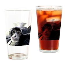Colobus Drinking Glass