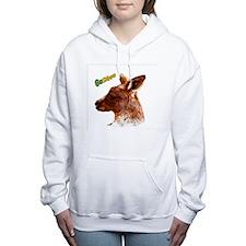 Kangaroos Women's Hooded Sweatshirt