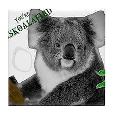 Koalas Tile Coaster
