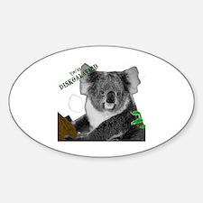 Koalas Decal