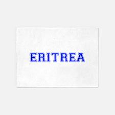 Eritrea-Var blue 400 5'x7'Area Rug