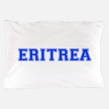 Eritrea-Var blue 400 Pillow Case