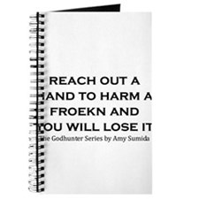 Reach out a hand Journal