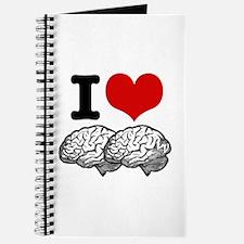 I Love Brains Journal