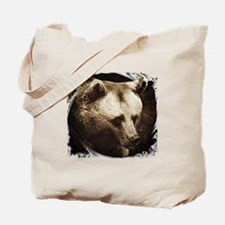 Brown Bears Tote Bag