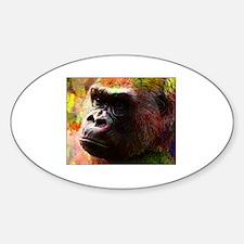 Gorillas Decal