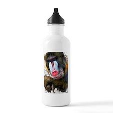 Mandrills Water Bottle