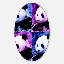 Pandas Decal
