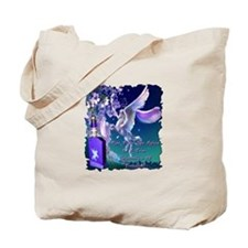Pegasus-Unicorn E-Cig Rise Of Freedom Tote Bag