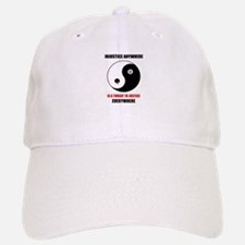 Homage to MLK Baseball Baseball Cap
