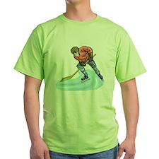 Hockey Player T-Shirt