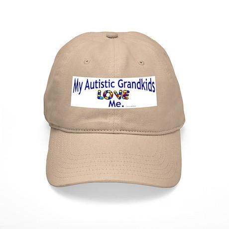 My Autistic Grandkids Love Me Cap