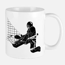 Hockey Goalie Mugs