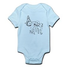 Dog Sled Racing Body Suit
