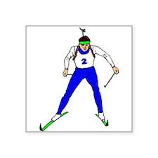 Biathlon Sticker