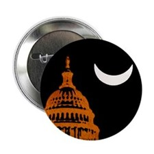Moonrise Over DC Button