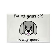 13 dog years 2 - 2 Magnets