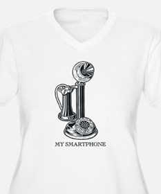 My Smartphone Plus Size T-Shirt