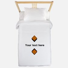 Your Logo Twin Duvet
