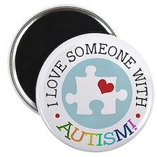 Autism Puzzle - Magnet