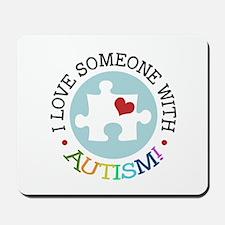 Autism Puzzle - Mousepad