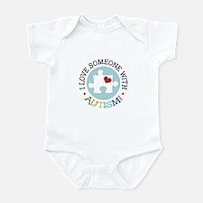 Autism Puzzle - Infant Bodysuit
