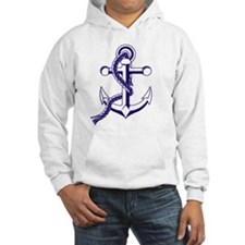 Old Style Anchor Hoodie
