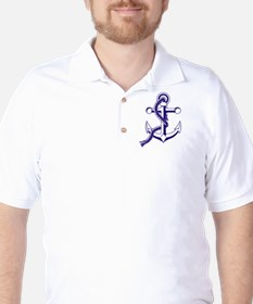 Old Style Anchor T-Shirt