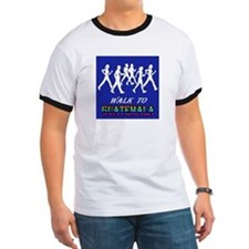 Walk to Guatemala - 2 T-Shirt
